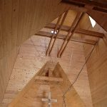 Article of the week: Abruptarhitectura: A wooden church and its bell tower.