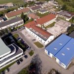 """Article of the week: Consolidating the margin. Protected workshops in the former mess hall of the Technical School of Aviation, Mediaș """""""