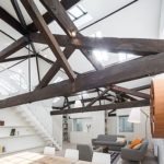 Article of the week: Courtyard under a tree. Loft transformation in a listed building, London