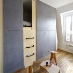 ExistenzMINIMUM/MAXIMUM. L'Atelier: small urban dwellings
