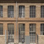 The social housing factory. Rehabilitation of a textile factory & creation of 46 housing units - Barcelona