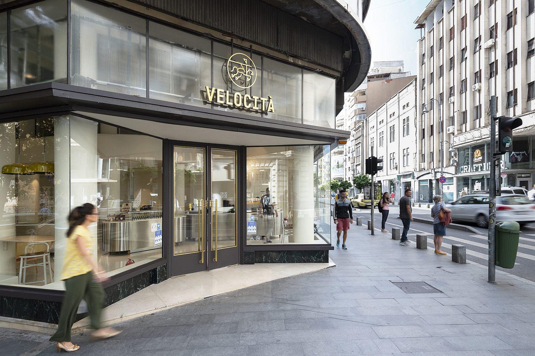 Article of the week: Corvin Cristian - Velocità, Bucharest