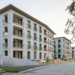 Urbanizing the Swiss periphery. Igual Guggenheim Architects: 2 collective housing projects