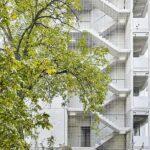 Article of the week: Prefab Story. FAR Architects - Wohnregal (Dwelling shelf), Berlin