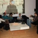 Justin Baroncea, mic discurs stiintific si anecdotic despre paraziti inteligenti in arhitectura