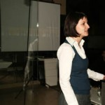 10 decembrie 2008, o editie dedicata tinerilor arhitecti (SKBD, Arhimus, Corvin Cristian) care aduc sange proaspat in arhitectura romaneasca