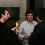 7 mai 2008, peisajul urban ca geneza a proiectului, cu arhitectul barcelonez Juan Trias de Bes
