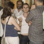 10 iulie 2008, o seara de taclale la serbet, cafea si apa rece cu arhitectul Serban Sturdza si cu povestile sale despre gradini, casele si obiectele lor