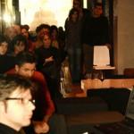 14 februarie 2008, arhitectii unguri Benczur Laszlo si Peterffy Miklos prezinta primul Designhotel de la Budapesta