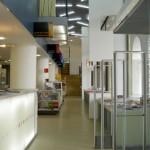 johannes bertleff: reamenajarea librariei humanitas kretzulescu, bucuresti