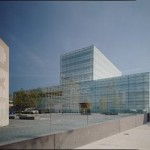 DAVID CHIPPERFIELD ARCHITECTS: muzeul de arta figge, davenport, SUA