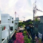 KAZUHIRO KOJIMA: modelul cu blocuri spatiale din hanoi