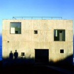 PVE ARCHITECTS: casa poli, chile