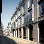 360 ARCHITECTEN & STEPHANE BEEL TV: campusul vlerick leuven gent, leuven