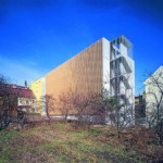 KUBA & PILAR: biblioteca facultatii de arte, universitatea masaryk, brno