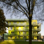 Casanova + Hernandez architects: Complex de locuinte in Olanda