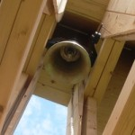 Clopotnita din Ditrau. Sau cum sa faci arhitectura pe 2,25 metri patrati