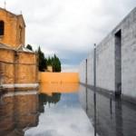 Curtea celor patru evanghelisti. Extinderea unui cimitir de pe o insula intre Venetia si Murano. Text: David Chipperfield Architects