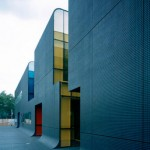 EMMANUEL COMBAREL DOMINIQUE MAREC ARCHITECTES: Centrul RATP din Thiais, Franta