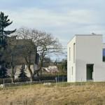 FAM architekti: O mica locuinta unifamiliala in Cehia