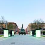 Inaki Alday, Margarita Jover: Integrare urbana a liniei de tramvai din Zaragoza