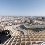 J. Mayer H. Architects: Metropol Parasol. Regenerare urbana in Sevilia