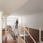 TDB ARQUITECTURA: reabilitarea unei constructii industriale ca imobil de apartamente