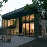 I/O ARCHITECTES: casa de vacanta langa sofia