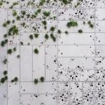 Peretele verde - extinderea muzeului San Telmo
