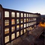 Ruisanchez Arquitectes: Fabrica de creatie din Barcelona