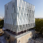 Tetrarc architectes: Sedimentari urbane si masinarii creative
