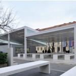 Un acoperis pentru un focar urban. Noua piata alimentara din Celje, Slovenia