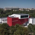 Academia de muzica si arte plastice si extinderea liceului Dante Alighieri din Bucuresti