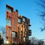 Aedes studio: Strategia contrariilor. Bloc de apartamente in Sofia