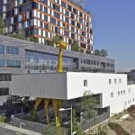 DOSAR: Hondelatte Laporte Architectes - Centrul Giraffe de îngrijire pentru copii