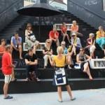 Fattinger Orso Architektur: Centrul Festivalului Regionale 12, Murau, Austria
