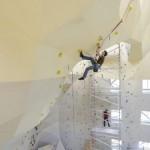 ONL [Oosterhuis_Lénárd]:  Pereti de escalada cu design parametric