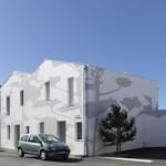 Tetrarc architects: O densificare bine gandita - un proiect de locuinte sociale, în Saint-Gilles Croix de Vie, Franta