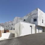 Tetrarc architects: Proiect de locuinte sociale, în Saint-Gilles Croix de Vie, Franta