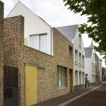 Tony Fretton Architects: Straturi urbane concordante