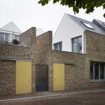 Tony Fretton Architects: Straturi urbane concordante. Un nou proiect de locuinte în Den Helder - Olanda