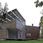 TVZEB: Cladire experiementala cu consum zero de energie