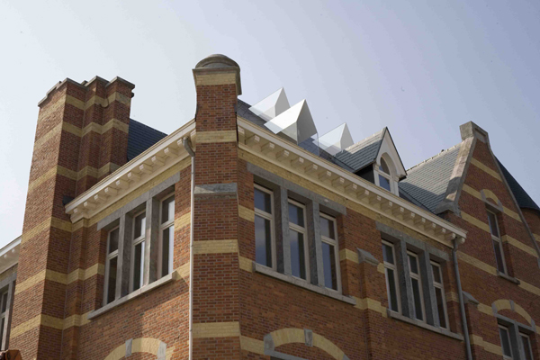 360 Architecten: centrul cultural Spoor nord, Antwerp