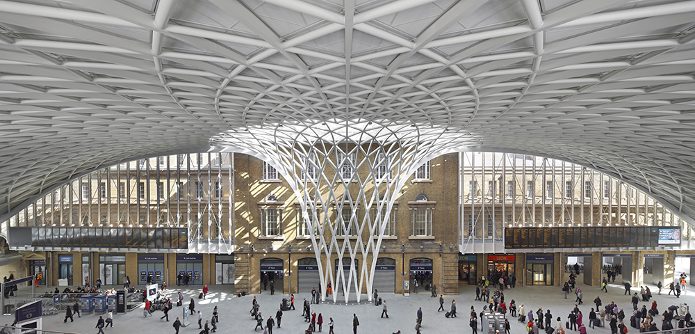 22 John McAslan + Partners (JMP) King's Cross –