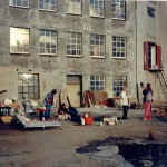 Archive - artists at USF 1984