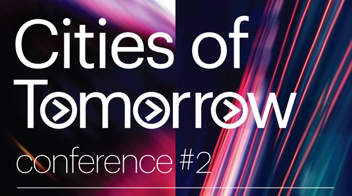 Early booking @ Cities of Tomorrow # 2