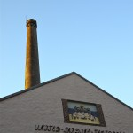 __The chimney, the landmark