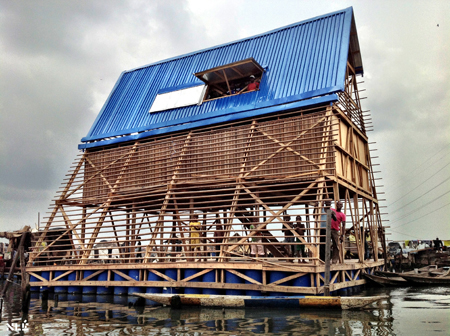NLE Floating School -Nigeria