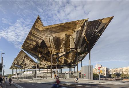 Fermín Vázquez Arquitectos  –  noua Piata Els Encants