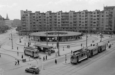 Hetedik  -Moricz Zsigmond Budapesta -archive_Fortepan 1952